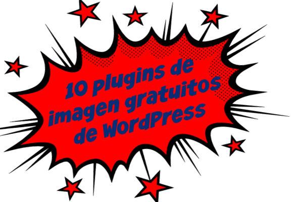 10 plugins de imagen gratuitos de WordPress