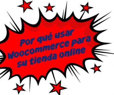 Por qué usar Woocommerce para su tienda online